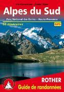 Cover-Bild zu Rother Guide de randonnées / Alpes du Sud (Dauphiné Ost - französische Ausgabe)