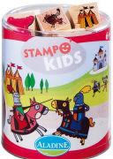 Cover-Bild zu Stampo Kids - Ritter