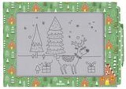 Cover-Bild zu Zaubertafel Weihnachtsschätze
