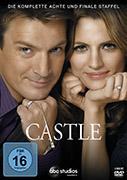 Cover-Bild zu Castle - 8. Staffel