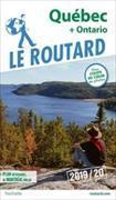 Cover-Bild zu Québec et Ontario 2019/20
