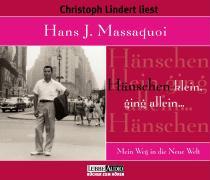 Cover-Bild zu Massaquoi, Hans J.: Hänschen klein, ging allein.