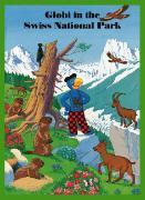Cover-Bild zu Globi in the Swiss National Park