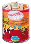 Cover-Bild zu Stampo Kids - Safari