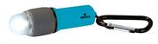 Cover-Bild zu Expedition Natur Wasserdichte LED-Taschenlampe mit SOS-Funktion