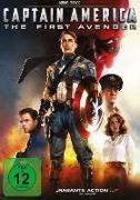 Cover-Bild zu Captain America - The First Avenger