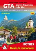 Cover-Bild zu GTA Grande Traversata delle Alpi