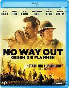 Cover-Bild zu No Way Out - Gegen die Flammen Blu Ray