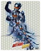 Cover-Bild zu Ant-Man et la Guêpe - 3D+2D - Steelbook