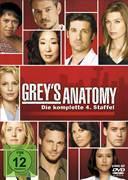 Cover-Bild zu Grey's Anatomy - 4. Staffel