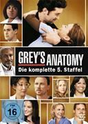 Cover-Bild zu Grey's Anatomy - 5. Staffel