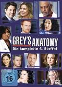 Cover-Bild zu Grey's Anatomy - 6. Staffel