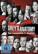 Cover-Bild zu Grey's Anatomy - 7. Staffel