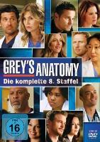 Cover-Bild zu Grey's Anatomy - 8. Staffel