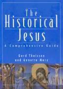 Cover-Bild zu Theissen, Gerd: Historical Jesus: A Comprehensive Guide