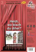 Cover-Bild zu Heidi, wo bisch du dihei?