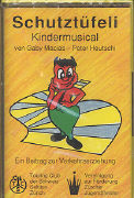 Cover-Bild zu Schutztüfeli - Kindermusical
