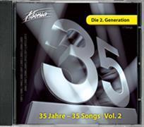 Cover-Bild zu 35 Jahre - 35 Songs, Vol. 2