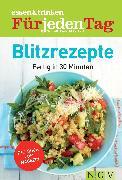 Cover-Bild zu eBook essen & trinken Für jeden Tag - Blitzrezepte