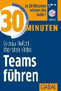 Cover-Bild zu eBook 30 Minuten Teams führen