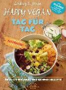 Cover-Bild zu eBook Happy Vegan Tag für Tag