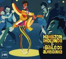 Cover-Bild zu Bailo do Almeidinha