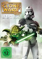 Cover-Bild zu Star Wars the Clone Wars - 6. Staffel