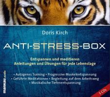 Cover-Bild zu Anti-Stress-Box
