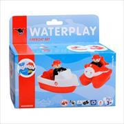 Cover-Bild zu BIG-Waterplay Fire-Boat-Set