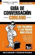 Cover-Bild zu Guía de Conversación Español-Coreano Y Mini Diccionario de 250 Palabras