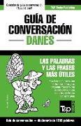 Cover-Bild zu Guía de Conversación Español-Danés Y Diccionario Conciso de 1500 Palabras