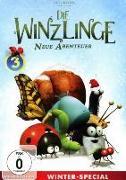Cover-Bild zu Die Winzlinge 03. Neue Abenteuer