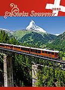 Cover-Bild zu Cal. Swiss Souvenir Ft. 23x31,5 2018