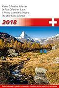 Cover-Bild zu Cal. Kleiner Schweizer Kalender Ft. 14,8x22 2018