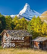 Cover-Bild zu Cal. Schweiz Ft. 21x24 2018