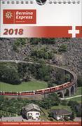 Cover-Bild zu Cal. Bernina-Express Ft. 14,8x22 2018