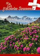 Cover-Bild zu Cal. Swiss Souvenirs Ft. 23x31,5 2019