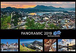 Cover-Bild zu Cal. Panoramic Switzerland Ft. 48x33 2019