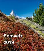 Cover-Bild zu Cal. Schweiz Ft. 21x24 2019