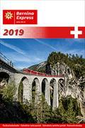 Cover-Bild zu Cal. Bernina-Express Ft. 14,8x22 2019