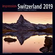 Cover-Bild zu Cal. Impression Switzerland Ft. 30x30 2019