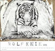 Cover-Bild zu Rolf Knie Kalender 2019