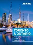 Cover-Bild zu eBook Moon Toronto & Ontario