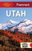 Cover-Bild zu eBook Frommer's Utah