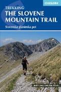 Cover-Bild zu eBook The Slovene Mountain Trail