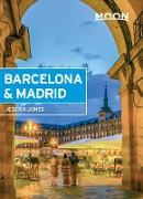 Cover-Bild zu eBook Moon Barcelona & Madrid
