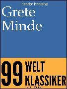 Cover-Bild zu eBook Grete Minde