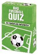 Cover-Bild zu Das Fußball-Quiz - 150 Fragen und Antworten