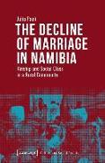 Cover-Bild zu eBook The Decline of Marriage in Namibia