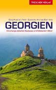 Cover-Bild zu Reiseführer Georgien